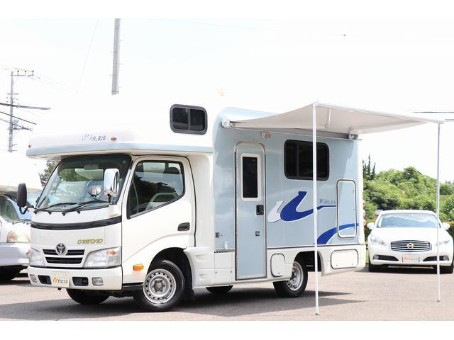 トヨタ 東和モータース製ヴォーンR2B オーニング ルーフベント