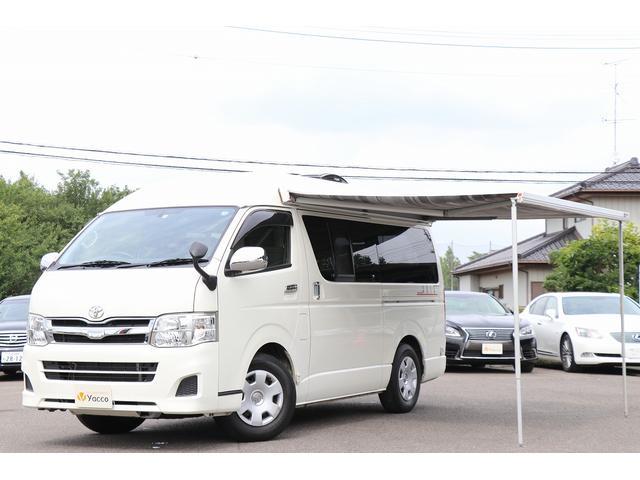 トヨタ RVランド製ランドワゴンロゼ FF オーニング シンク