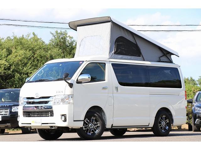 トヨタ フジカーズジャパン製FOCSエスパシオ+UP ポップアップ