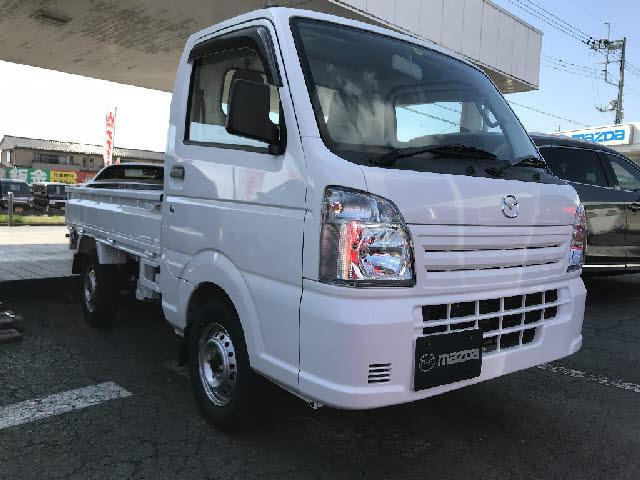 スクラムトラック(マツダ)KCエアコン・パワステ 中古車画像