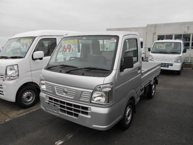 日産 DX 2WD 5MT