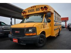 GMCサバナスクールバス 2006y現行型GMC カリフォルニアスタイル
