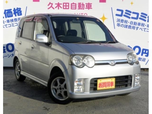 ダイハツ カスタム R 4WD ターボ車 キーレス