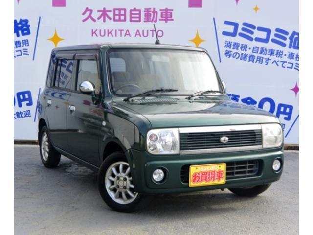 スズキ モードII 4WD シートヒーター付