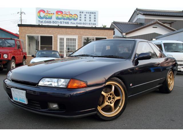 日産 スカイライン GTS-tタイプM 純正5速  修復歴無 同色全塗装 タイベル交換済 ファイナルコネクション車高調 機械式LSD 社外マフラー