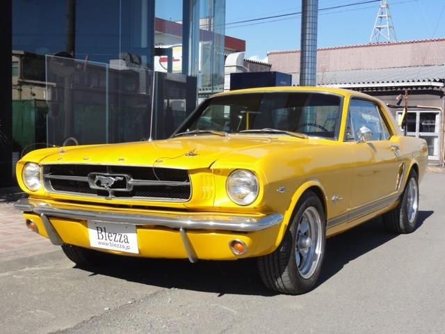 フォード マスタング 289 MT wilwoodフロントディスク