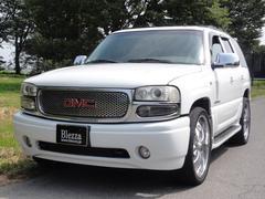 GMC ユーコンデナリ 6.0 4WD サンルーフ ETC 本革シート