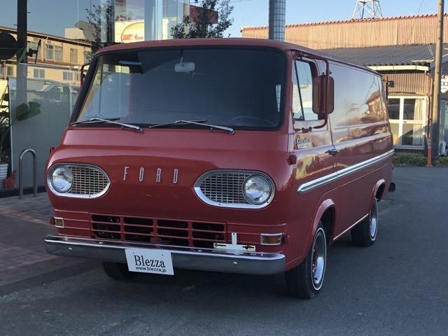 フォード  カーゴ ロング ストレート6