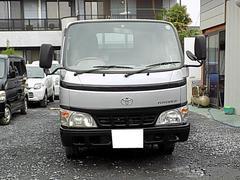 トヨエースジャストロー XZU308 ヒラボディ TVナビ ETC付