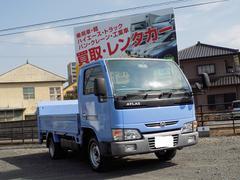 アトラストラック1.5t パワーゲート付き ETC NOXPM適合車
