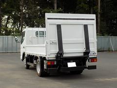 キャンター平ボディ 2トン ワイド パワーゲート ETC 電動ミラー