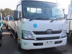 ダイナトラック2トン ロング 平ボディ ETC キーレス 電動格納ミラー