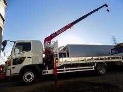 レンジャー最大積載量7400kg 4段クレーン ラジコン 燃料300L