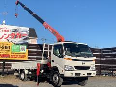 デュトロワイドロング 4トン 4段クレーン ラジコン マニュアル6速