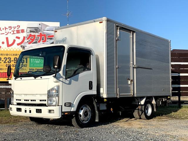 マツダ 最大積載量 3350kg アルミバン パワーゲート ETC