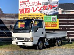エルフトラック1500kg 1.5トン 平ボディ 4WD ETC