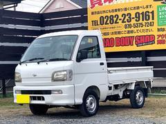 ハイゼットトラックスペシャル 農用パック 4WD MT5速 エアコンあり