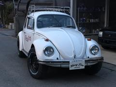 VW ビートルベースグレード 左H 4MT オフロードタイヤ
