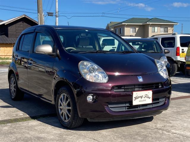 トヨタ プラスハナ ユーザー様直接買い取り車両 スマートキー 社外14インチアルミ ルームクリーニング フォグランプ