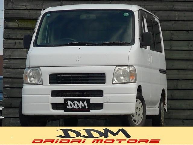 ホンダ M 4WD 5速マニュアル パワーウィンドウ