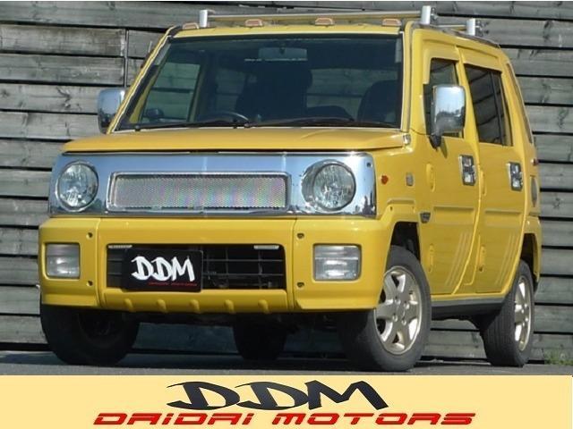 ダイハツ メモリアルエディション 4WD キーレスエントリー HID