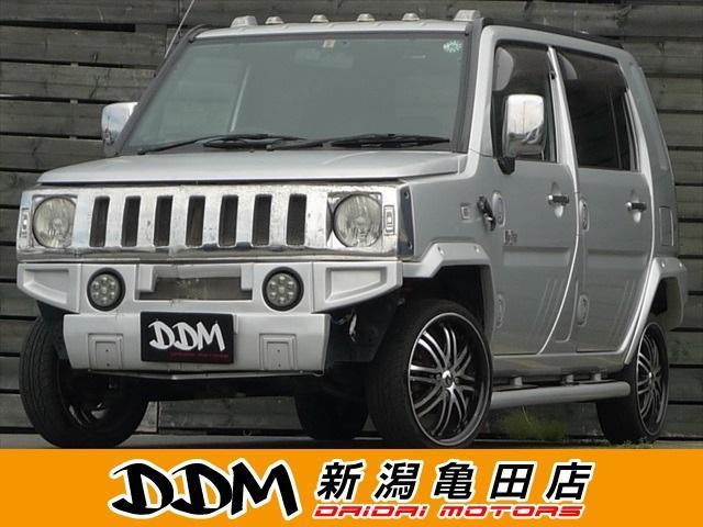 ダイハツ ターボG 4WD アルミホイール/社外ステアリング