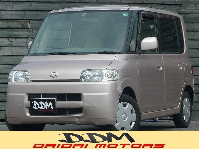 ダイハツ L 4WD タイベル交換済 キーレスエントリー CD MD