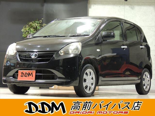 ダイハツ X 車検2年 アイドルストップ CD 保証付