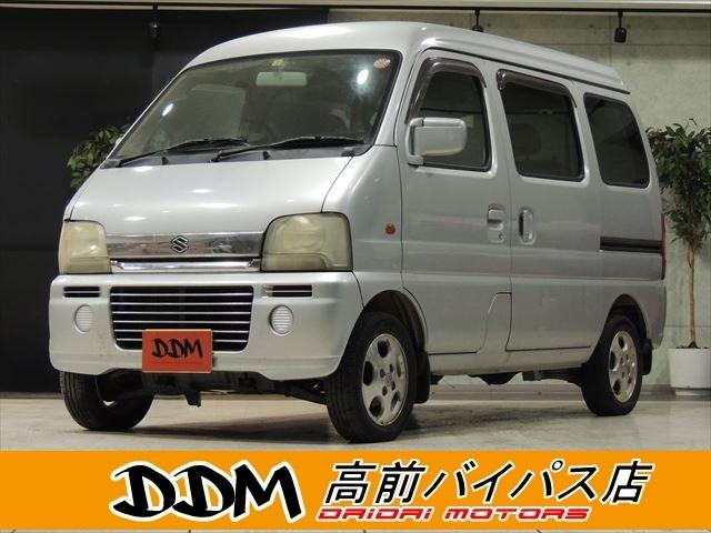 ジョイポップターボ ターボ 4WD 5MT タイベル交換済(1枚目)
