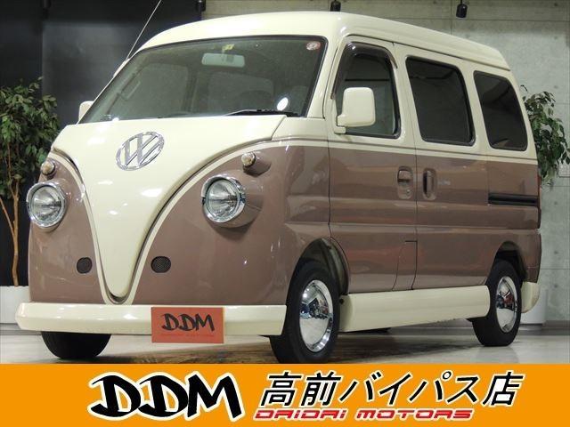 スズキ PA 車検R3/7 4ナンバー タイミングチェーン式