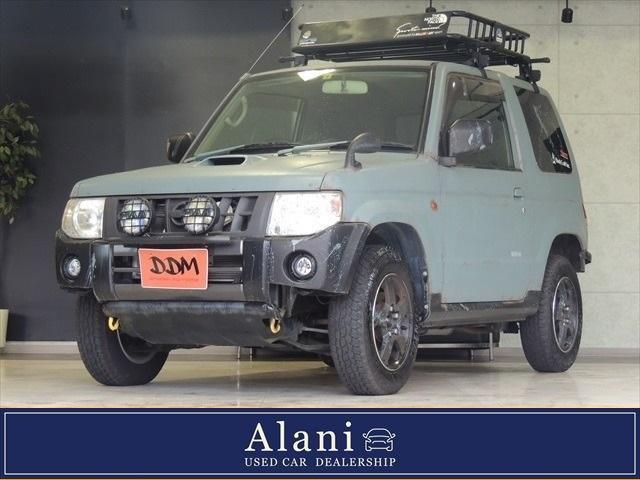 日産 キックス RX ターボ カスタムペイント ナビ Bカメラ 4WD