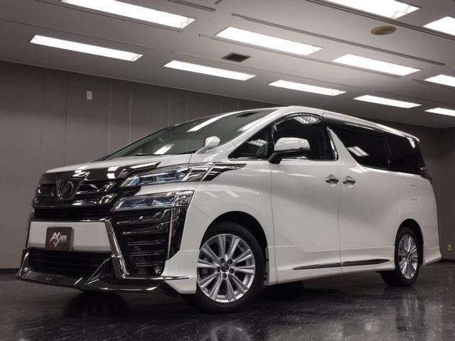 トヨタ 2.5Z モデリスタエアロキット 7人乗 新車保証付き