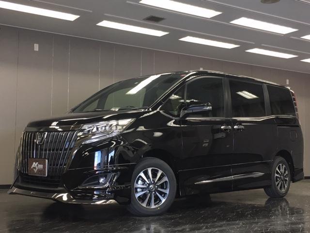 トヨタ Gi プレミアムパッケージ ブラックテーラード モデリスタ