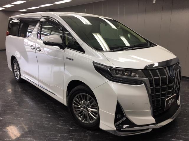 トヨタ G 4WD モデリスタエアロ JBLサウンド 3眼LED
