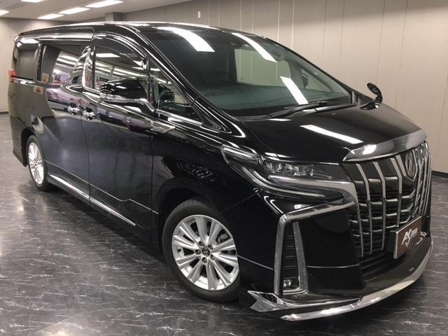 トヨタ 2.5S Aパッケージ モデリスタエアロキット 後席モニター