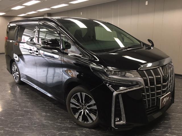 トヨタ 2.5S Cパッケージ 純正ナビ 12.1型後席モニター