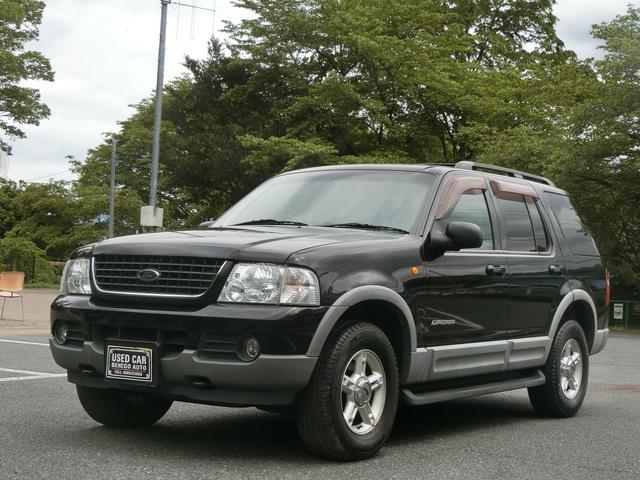 フォード XLT  DVDナビ ETC  ABS
