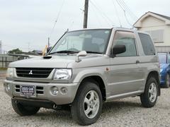 パジェロミニV  ワンオーナー キーレス 4WD