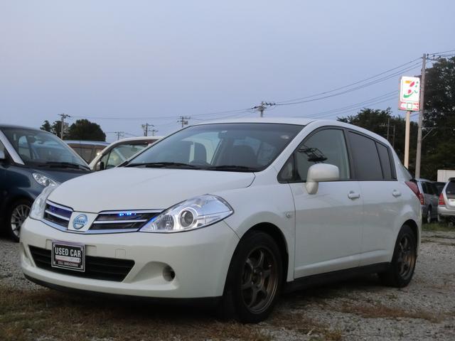日産 ティーダ 18G スマートキー 6速マニュアル 103