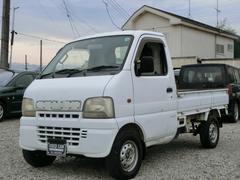 キャリイトラックKUスペシャル 4WD エアコンクーラー AT車