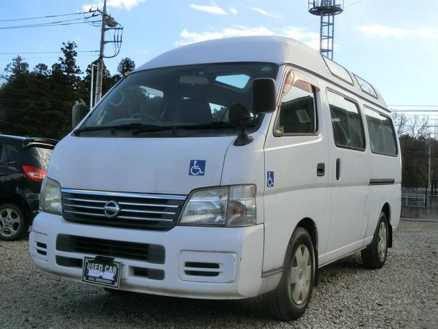 Photo of NISSAN CARAVAN MICROBUS SUPER LONG GX / used NISSAN