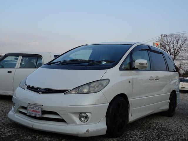 トヨタ アエラス-S   キーレス ETC