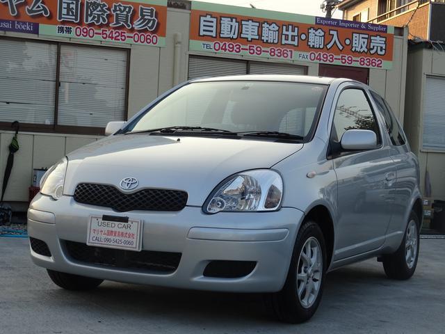 トヨタ 3ドア 1.0  5速マニュアル タコメーター ABS