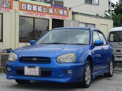 インプレッサスポーツワゴン20S  5速マニュアル ABS CD