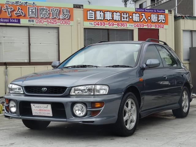 スバル SRX  4WD ABS 2000cc パワーウィンドウ