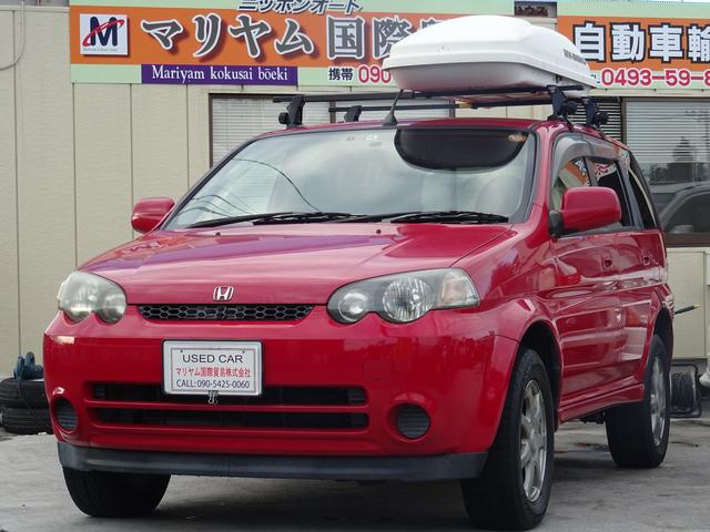 ホンダ J4 4WD キーレス ETC CD  4WD車 修復歴無し