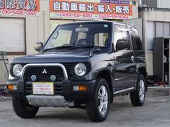 パジェロミニXR−II 4WD 5速マニュアル オーディオ パワステ