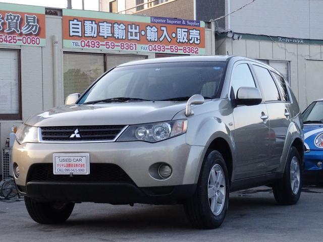 三菱 修復歴無し DVDナビ 4WD 220