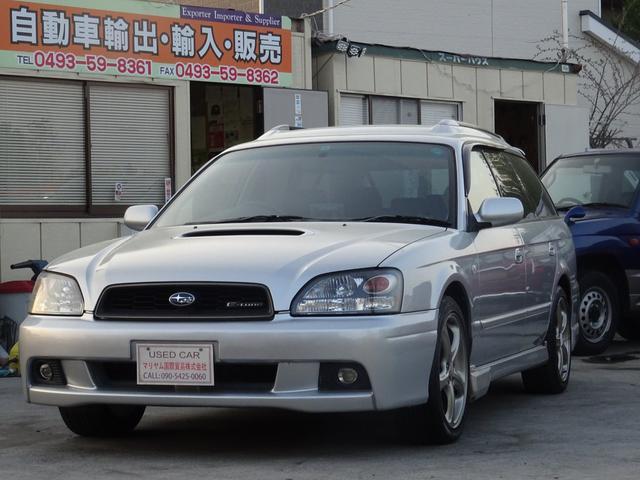スバル GT-Bリミテッド5速マニュアル 走行52821KM