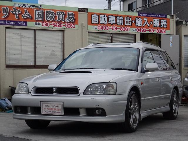スバル レガシィツーリングワゴン GT-B E-tune タイミングベルト交換済み 54